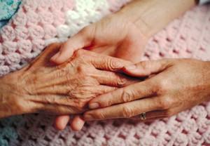 Våra gamla behöver omsorg