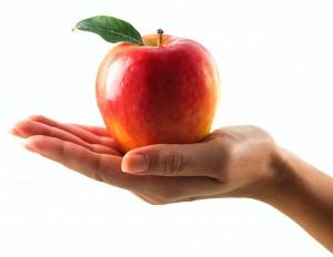 Kunskapens äpple - kunskap är makt!