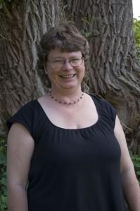 Lillemor Johansson, nyvald ordförande för Vänsterpartiet Flen
