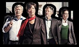 """Rödgröna partiledare på """"G"""""""
