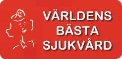 Banner: Världens bästa sjukvård