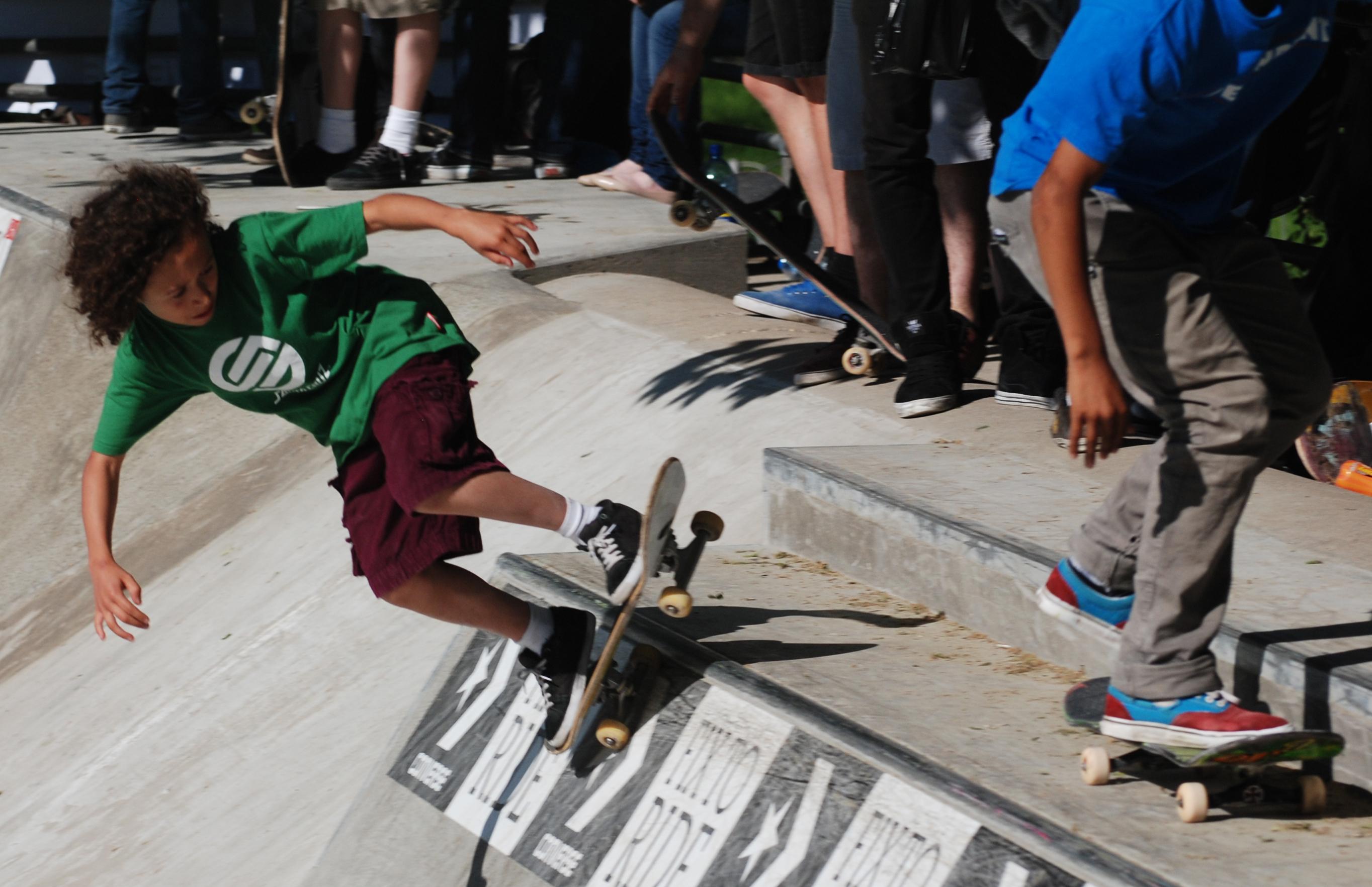 Äntligen – beslut om skatepark!